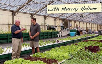 2016 Living the Dream: Commercial and Small Farm Aquaponics Master Class with Murray Hallam